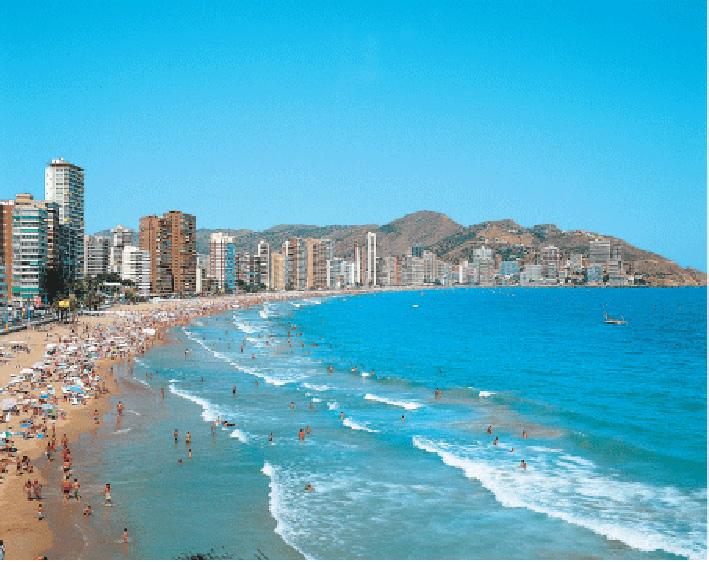 Коста бланка фото пляжи